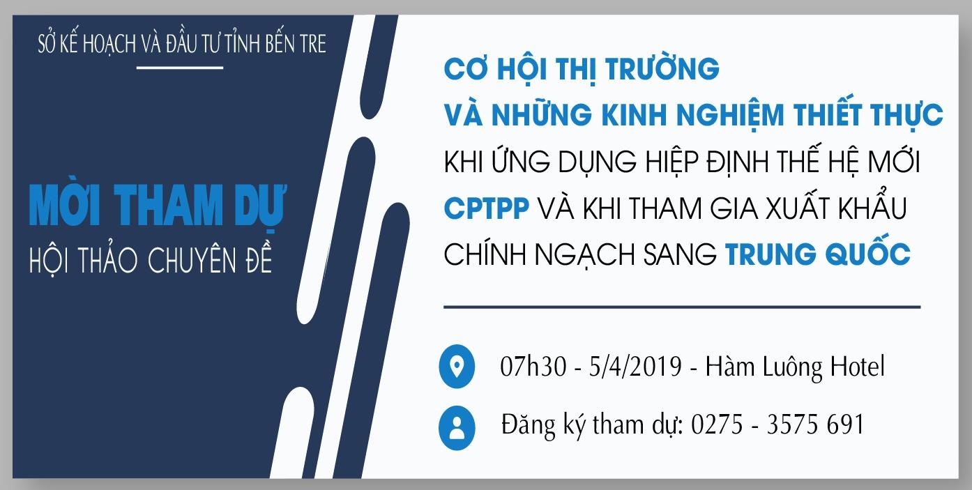 (Tiếng Việt) Hiệp định CPTPP và xuất khẩu chính ngạch sang Trung Quốc